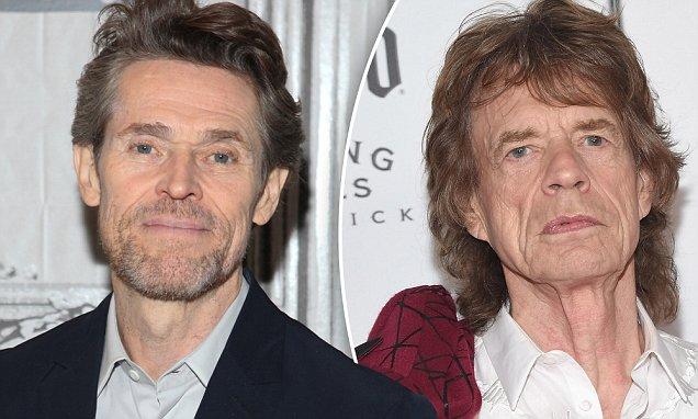 Willem Dafoe - Jagger - projectnerd.it