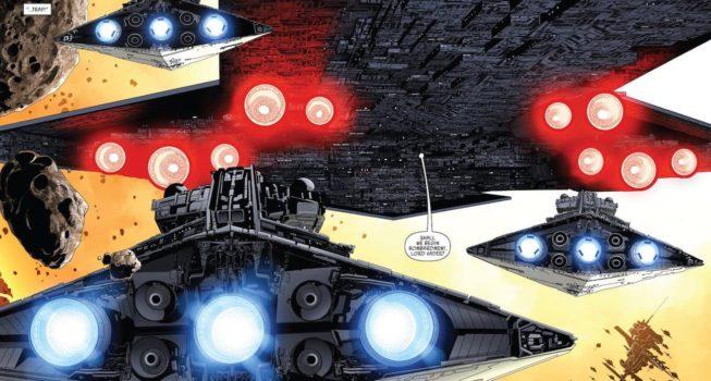 Star Wars 50 Death Squadron