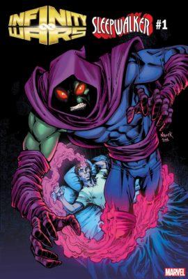 Infinity Wars Sleepwalker 1 cover