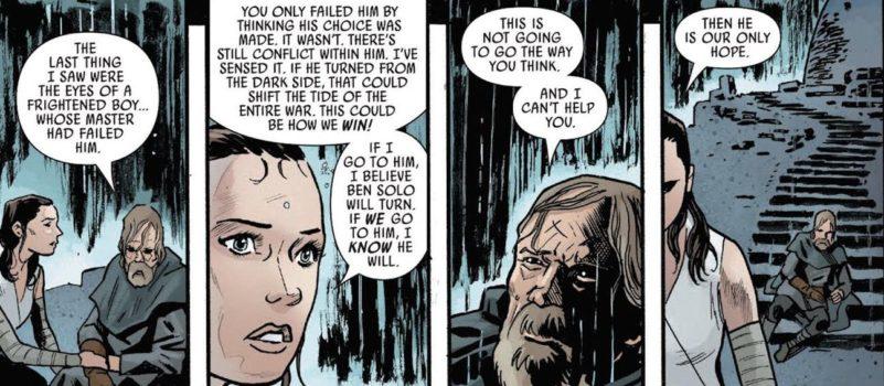 Star Wars: The Last Jedi Adaptation 4 a