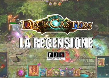 deck casters recensione projectnerd.it