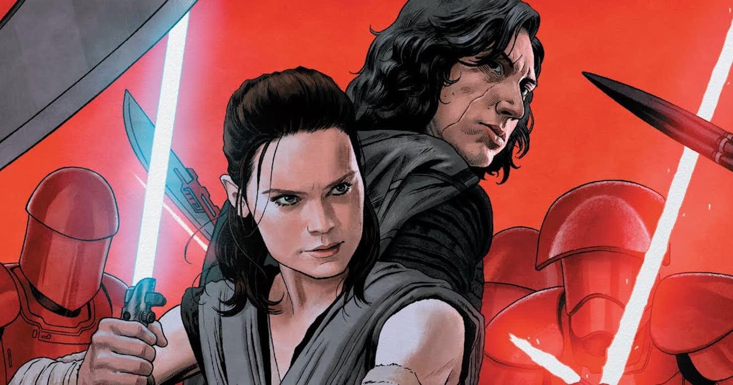 Star Wars: The Last Jedi Adaptation Rey
