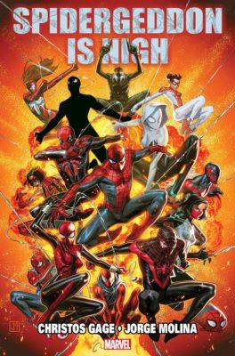 Spider-Geddon Teaser
