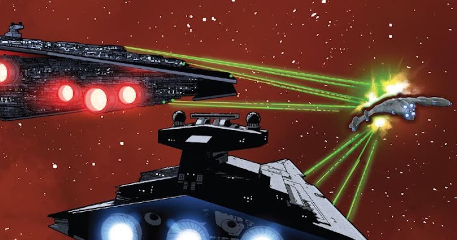 Star Wars 50 death squadron cover