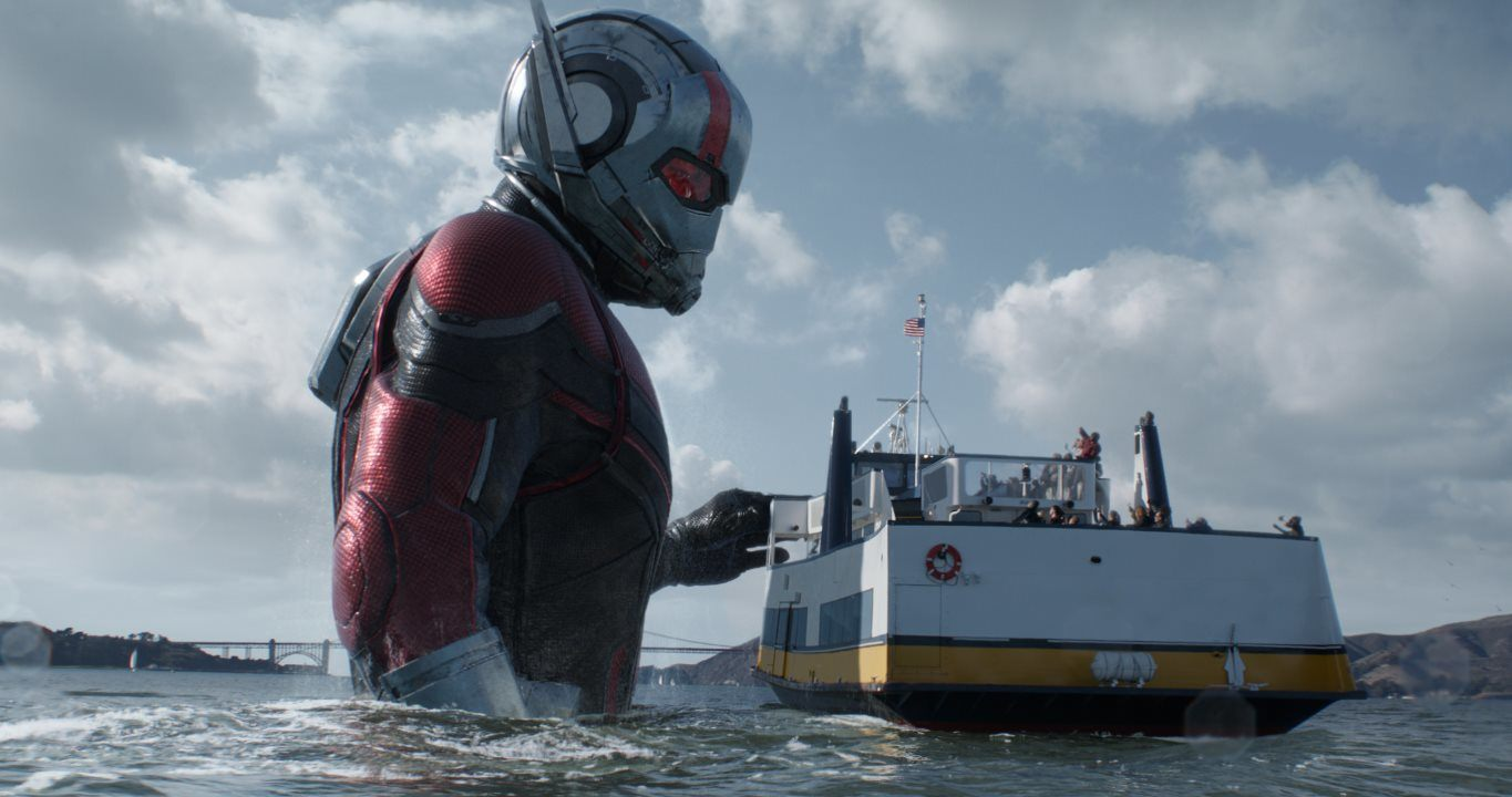 Ant-Man and the Wasp - giant - projectnerd.it