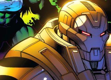 Avengers #5 Iron Man
