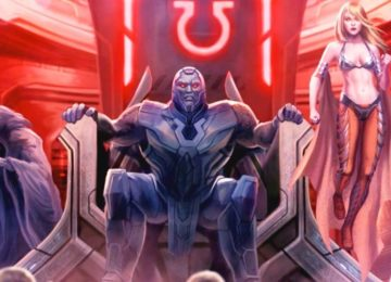 Injustice vs Masters of the Universe 1