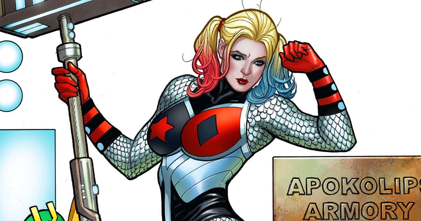 Harley Quinn 45