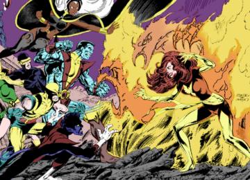 John Byrne Uncanny X-Men