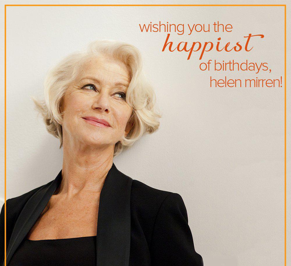 Helen Mirren - projectnerd.it
