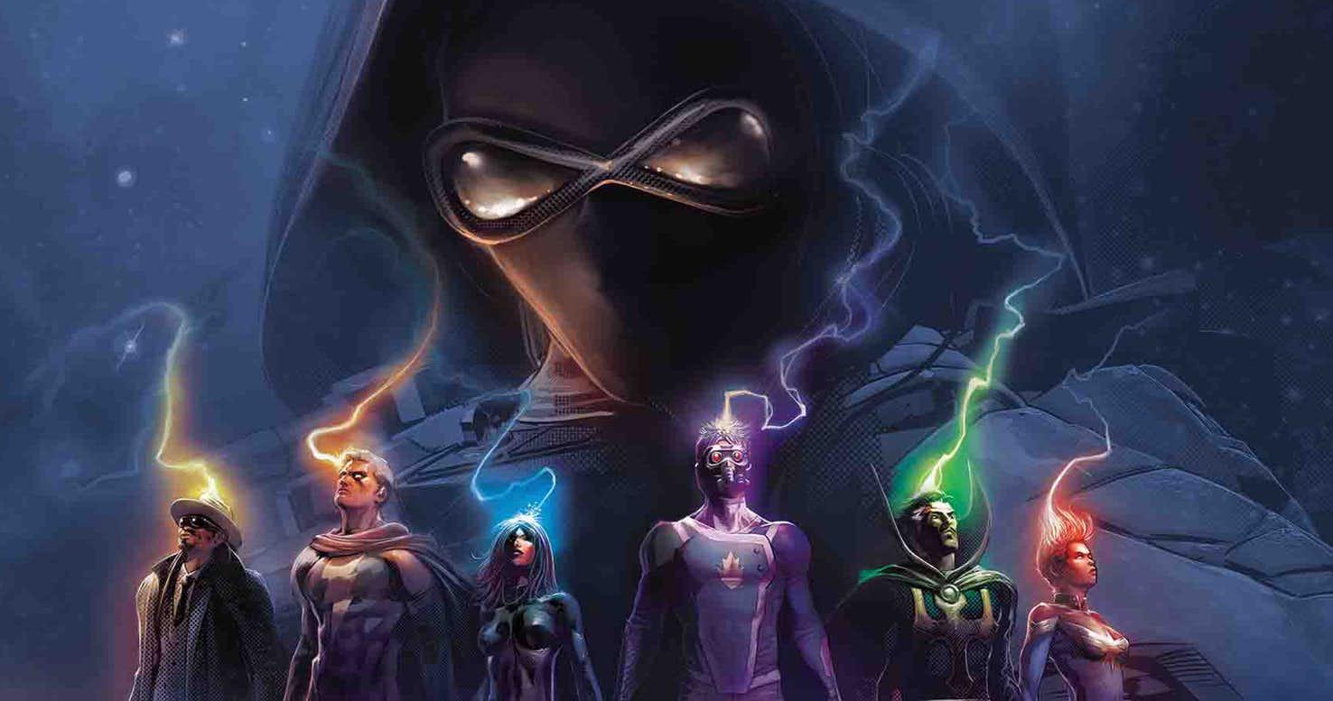 Infinity Countdown Requiem