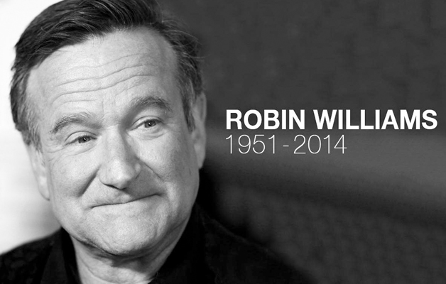 Robin Williams RIP (ProjectNerd)