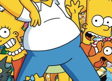 Fumetto dei Simpson