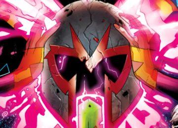 X-Men Blue Magneto