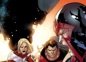 X-Men Blue 31 Magneto