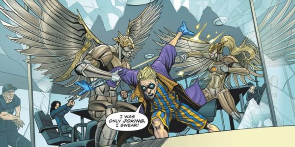 Flash #52 Trickster Para-Angels
