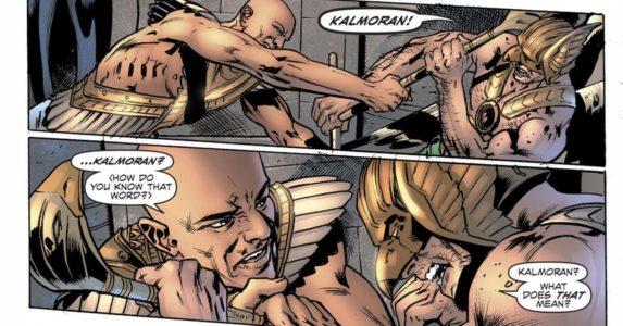 Hawkman #2 Khufu