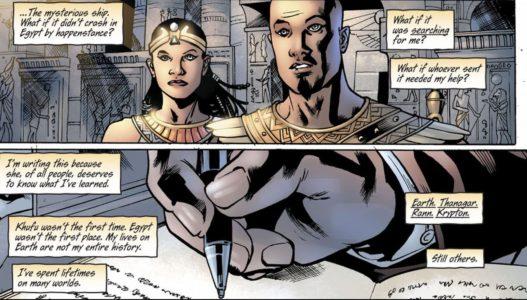 Hawkman #2 Khufu 2