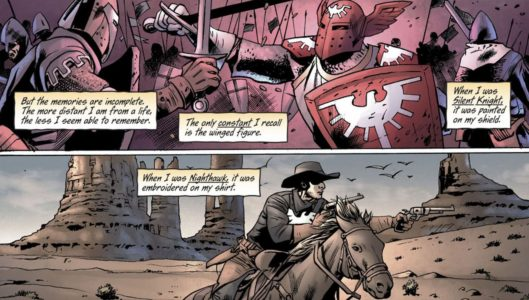 Hawkman #2 reincarnazioni