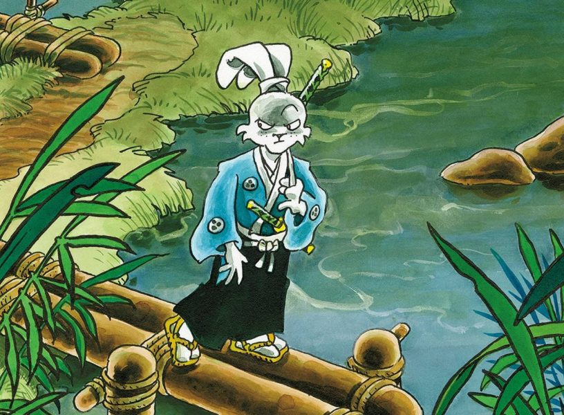 ReNoir Comics - Usagi Yojimbo