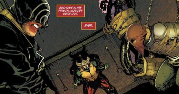 Teen Titans Villain