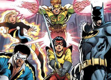 Detective Comics #986 Outsiders