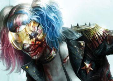 Heroes in Crisis variant Harley Quinn