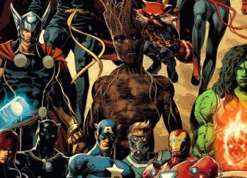 Infinity Wars Avengers