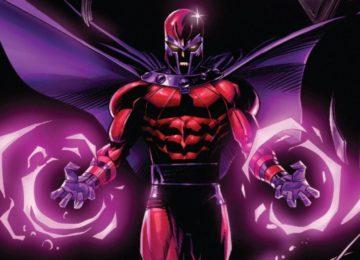 Magneto X-Men Blue