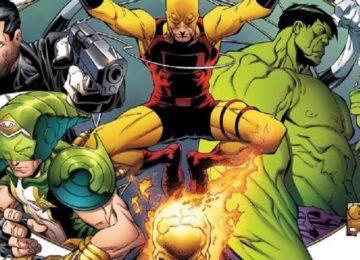 Marvel Knights anniversario 20 anni