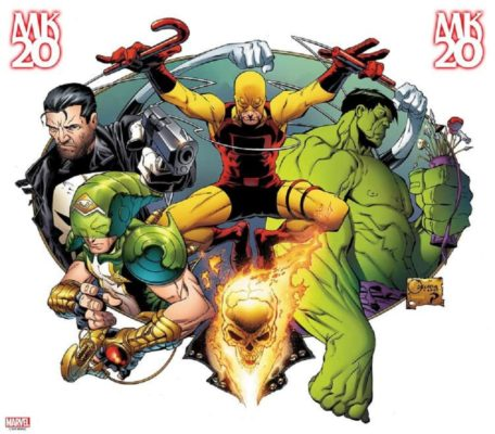 Marvel Knights anniversario