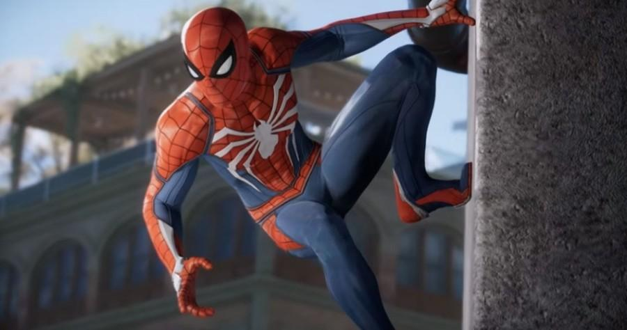 spiderman ps4 kyuiiyury
