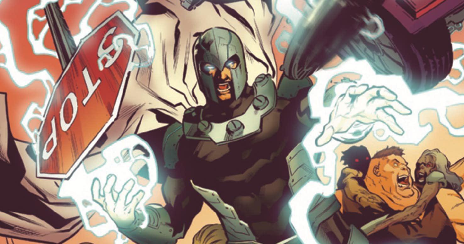 X-Men Blue #33 Magneto