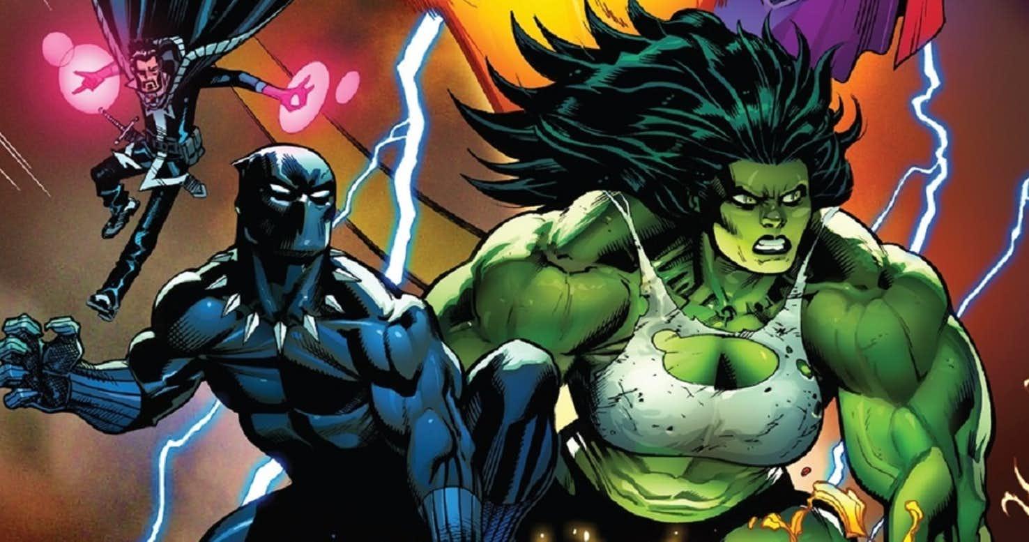 Avengers She-Hulk