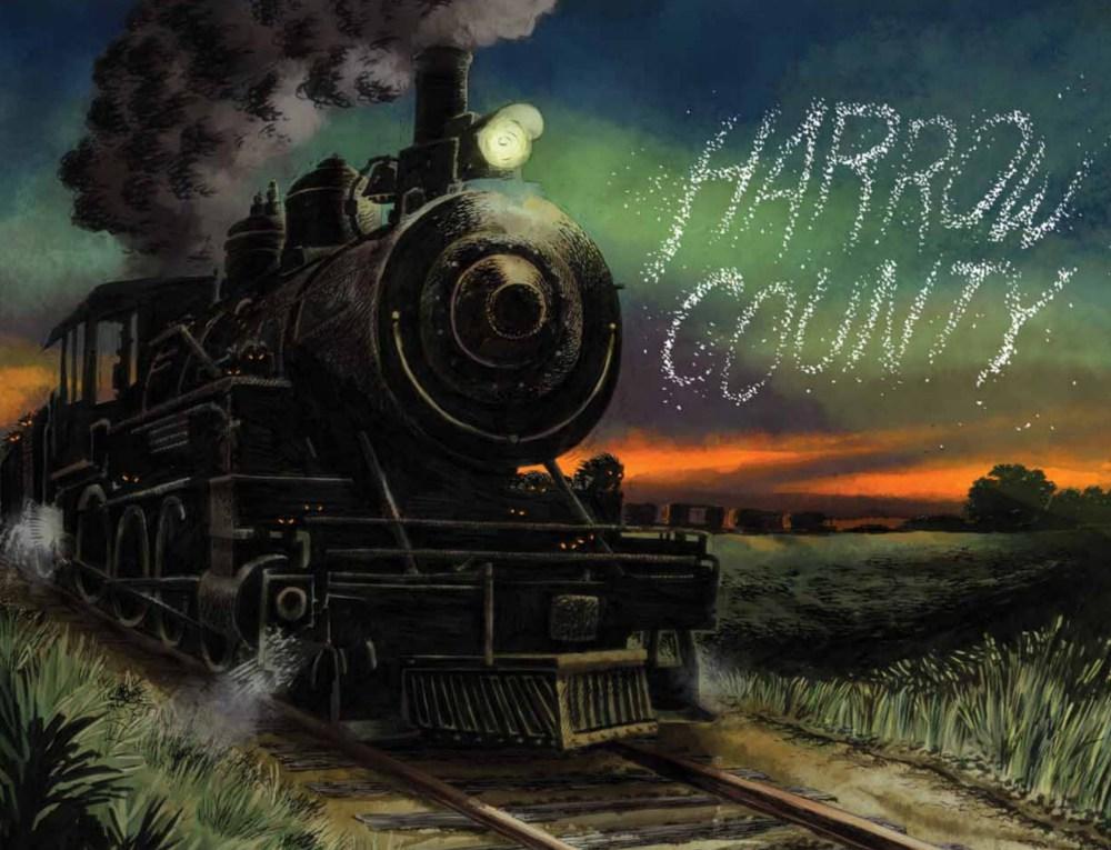 Harrow County #3 tavole 1 e 2