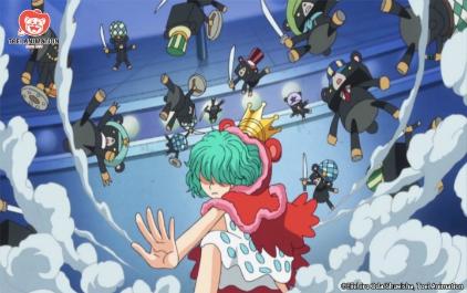 Frutto Hobby-Hobby (Hobi Hobi no Mi) One Piece
