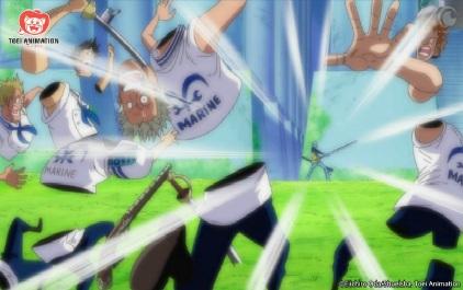 Frutto Op-Op (Ope Ope no Mi) One Piece