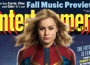 Captain Marvel projectnerd.it