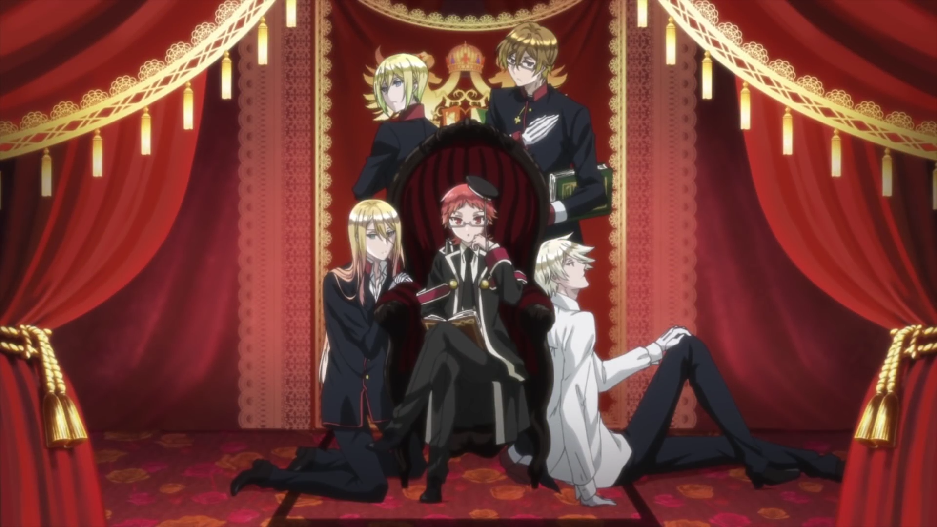 The Royal Tutor