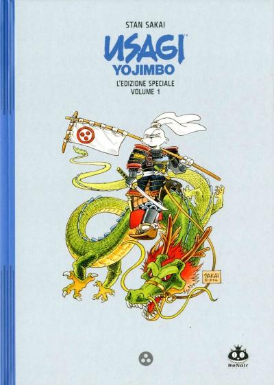 Usagi Yojimbo Edizione Speciale Vol. 1 - La recensione