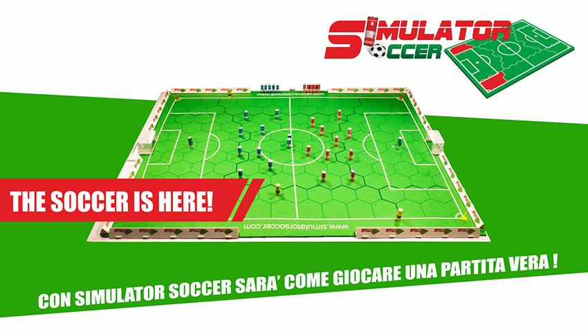 PJN Presenta: Simulator Soccer, quando il Calcio diventa gioco da tavolo