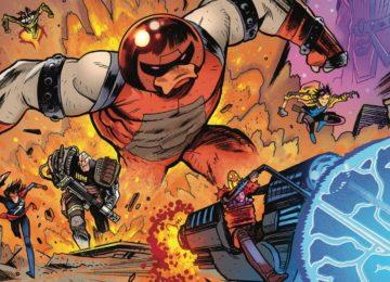 Cosmic Ghost Rider #3 futuri Guardiani della Galassia