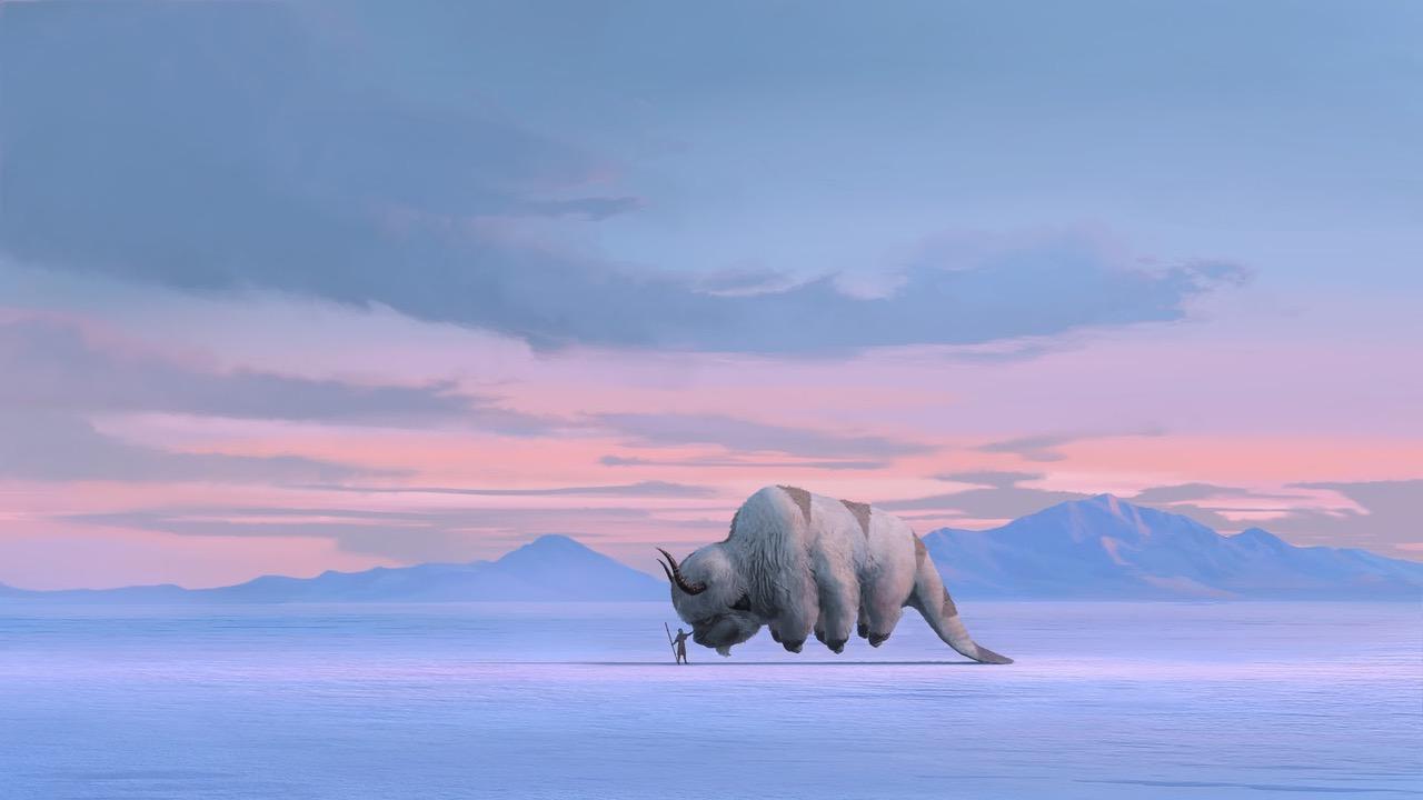 Avatar - la leggenda di aang projectnerd.it