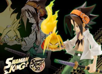 shaman king copertina