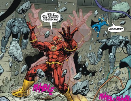 The Flash #54 Strenght Force