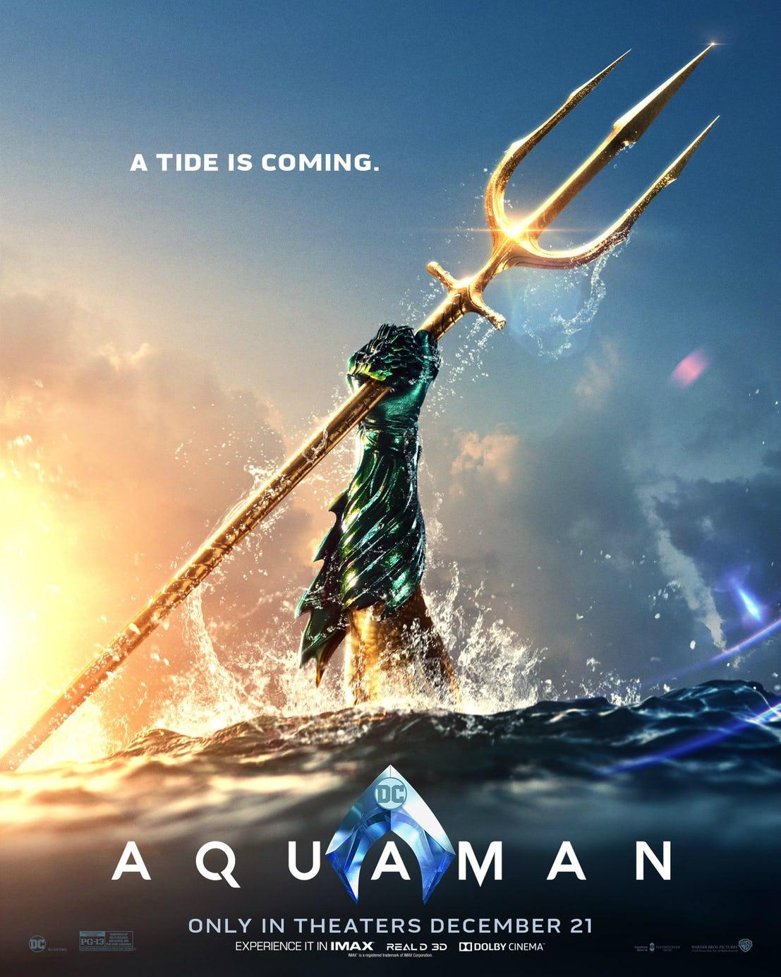 Aquaman projectnerd.it