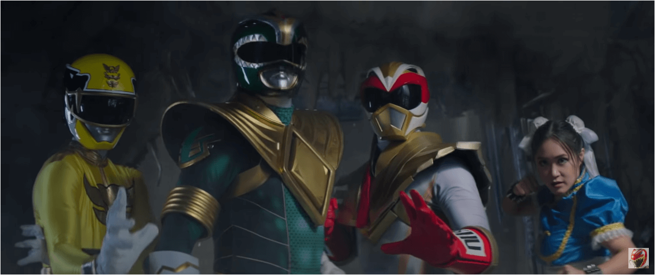 Power Rangers: Legacy