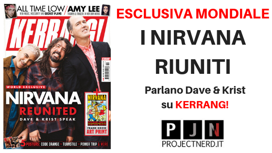 nirvana reunion