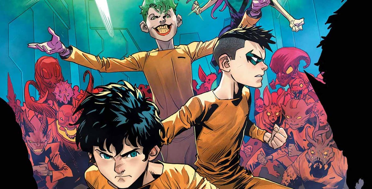 Adventures of the Super Sons #7