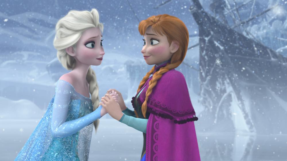 Frozen 2, Projectnerd.it